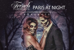 French Tuesdays and Paris at Night Presents....